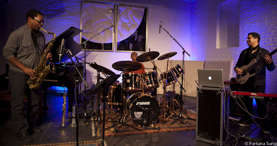 Jack DeJohnette, Ravi Coltrane, Matthew Garrison Trio