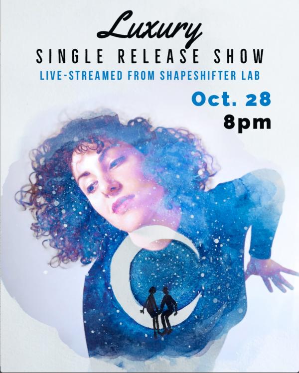 "Eva Gertz - ""Luxury"" Single Release Show"